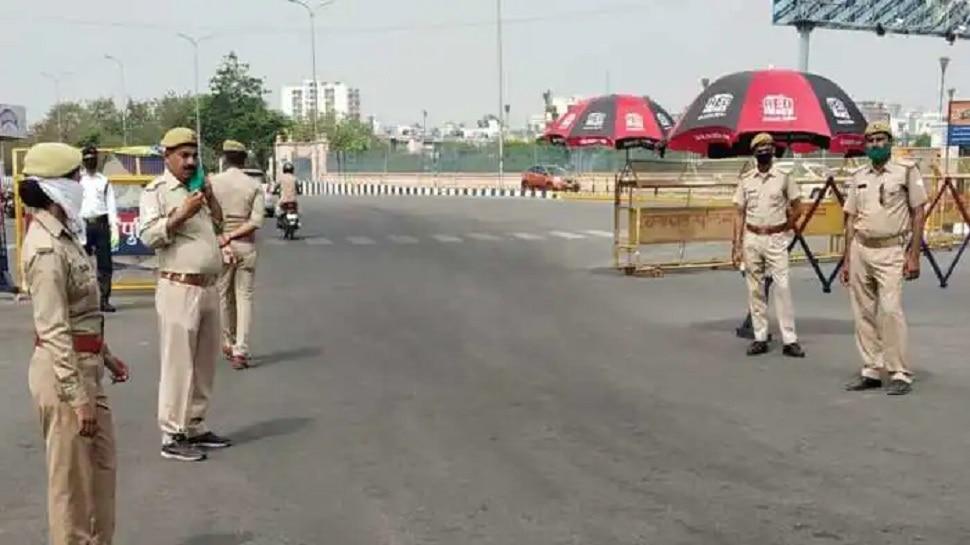 Bettiah: लॉकडाउन में लापरवाही पड़ रही भारी, सड़कों पर प्रशासन ने चलाया कानून का 'डंडा'