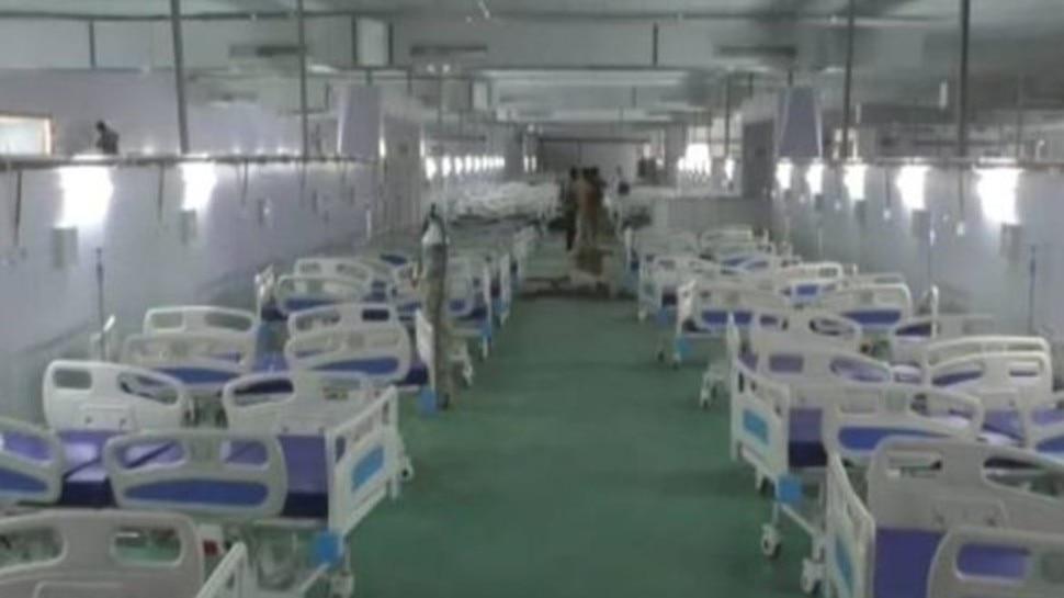 वाराणसी: DRDO ने तैयार कर दिया 750 बेड का अस्थाई अस्पताल, मिलेंगी ये सुविधाएं