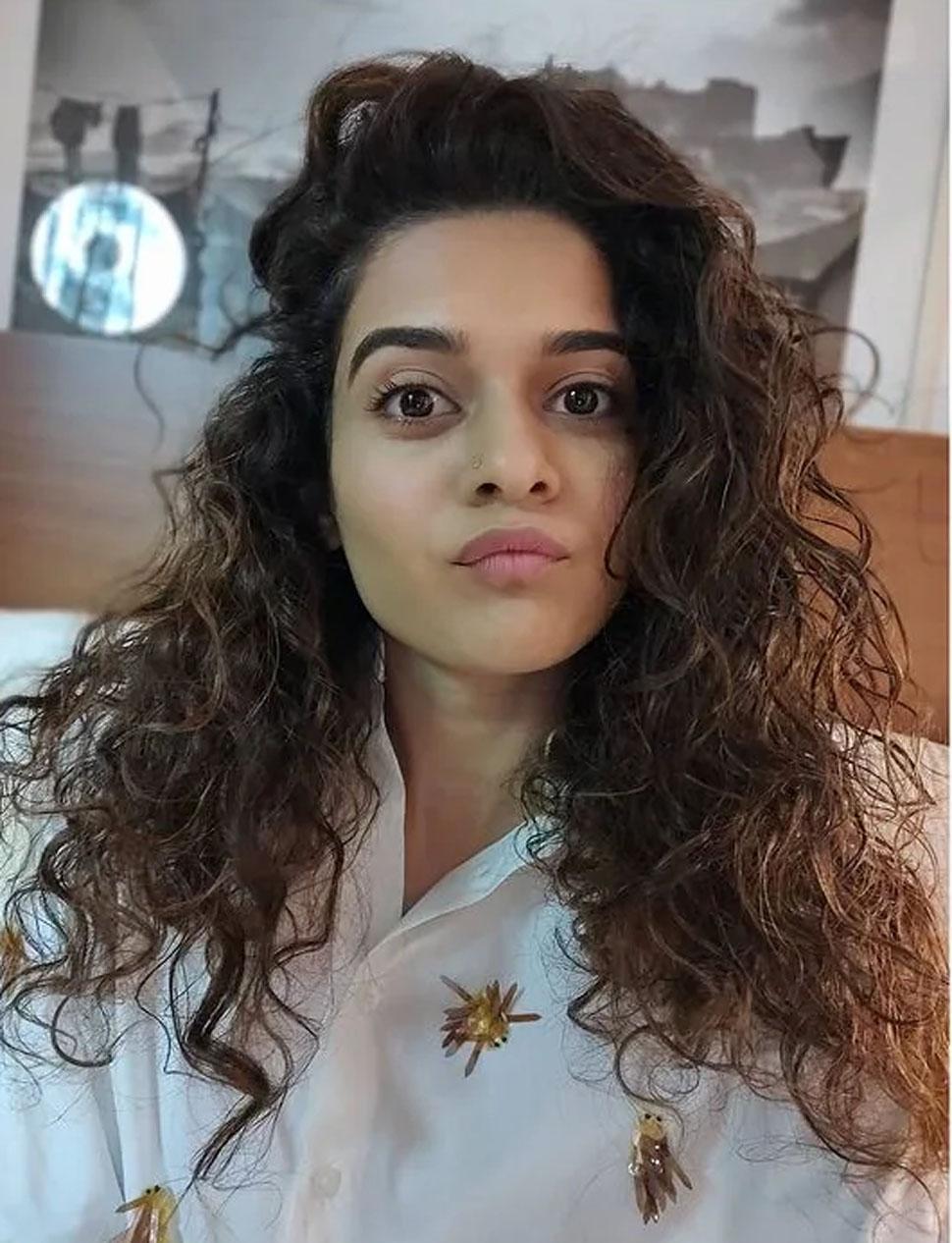 Pout Queen Mithila Palkar