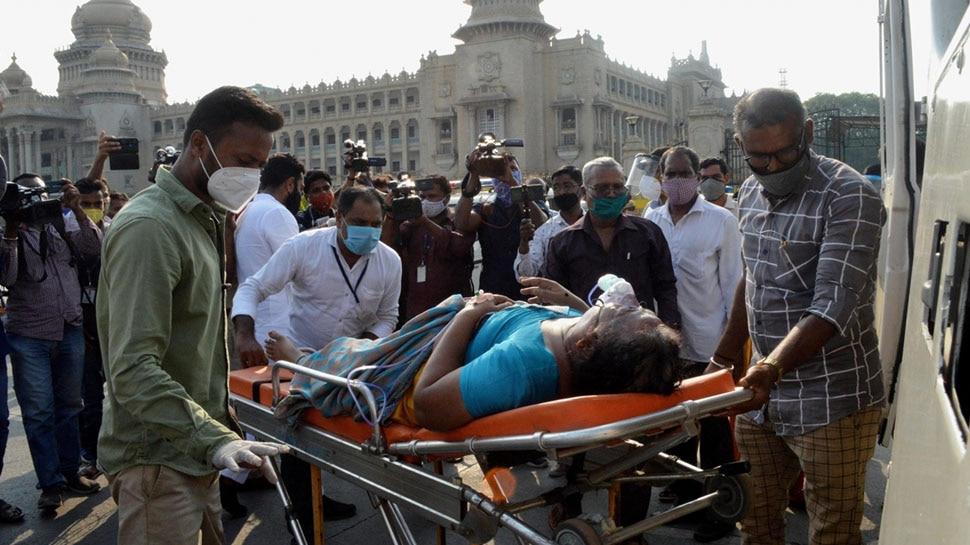 Maharashtra में टूट रहा है Corona का कहर, 24 घंटे में 864 लोगों की मौत; 53605 नए मामले