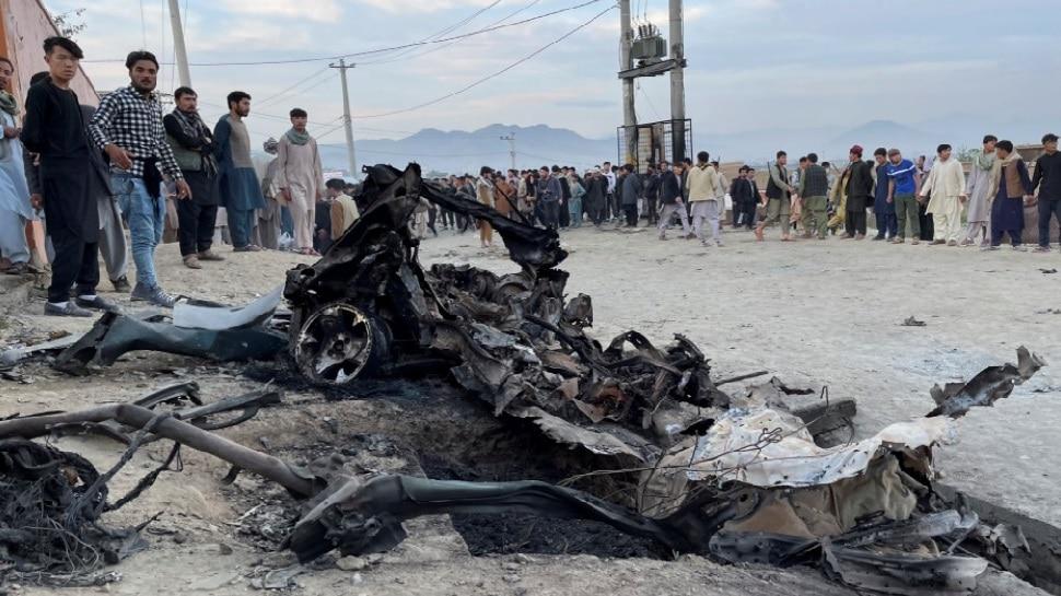 Afghanistan की राजधानी Kabul में हुए धमाके में अब तक 50 से ज्यादा की मौत