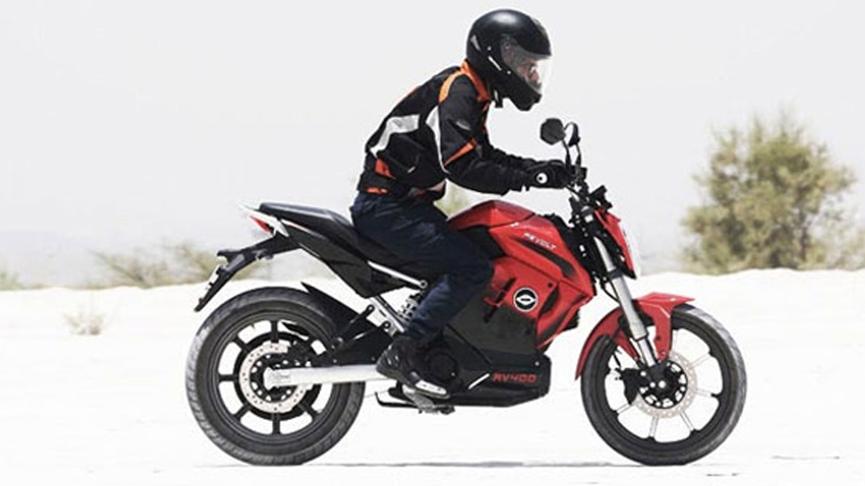 Top speed and range of the bike will be different in every mode