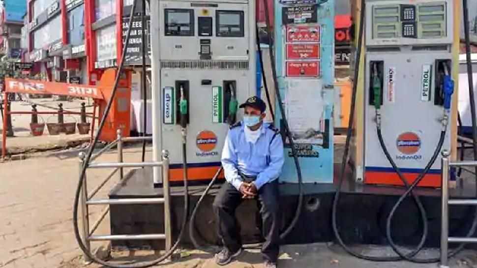 Petrol Price Today 10 May 2021: पेट्रोल-डीजल आज फिर हुआ महंगा, मई में अबतक 5 बार बढ़े दाम