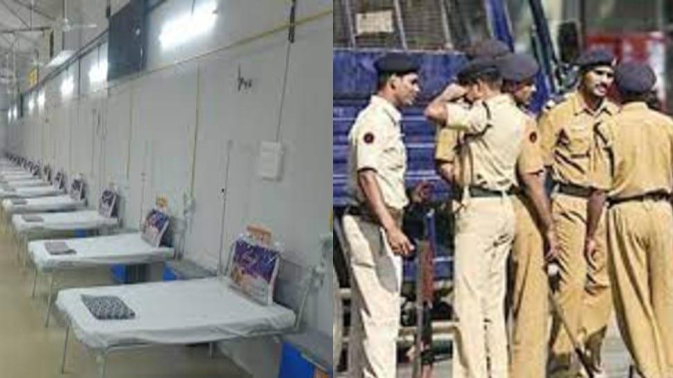 मध्य प्रदेश में पुलिसकर्मियों की होगी Special Care, हर जिले में खुलेंगे कोविड सेंटर