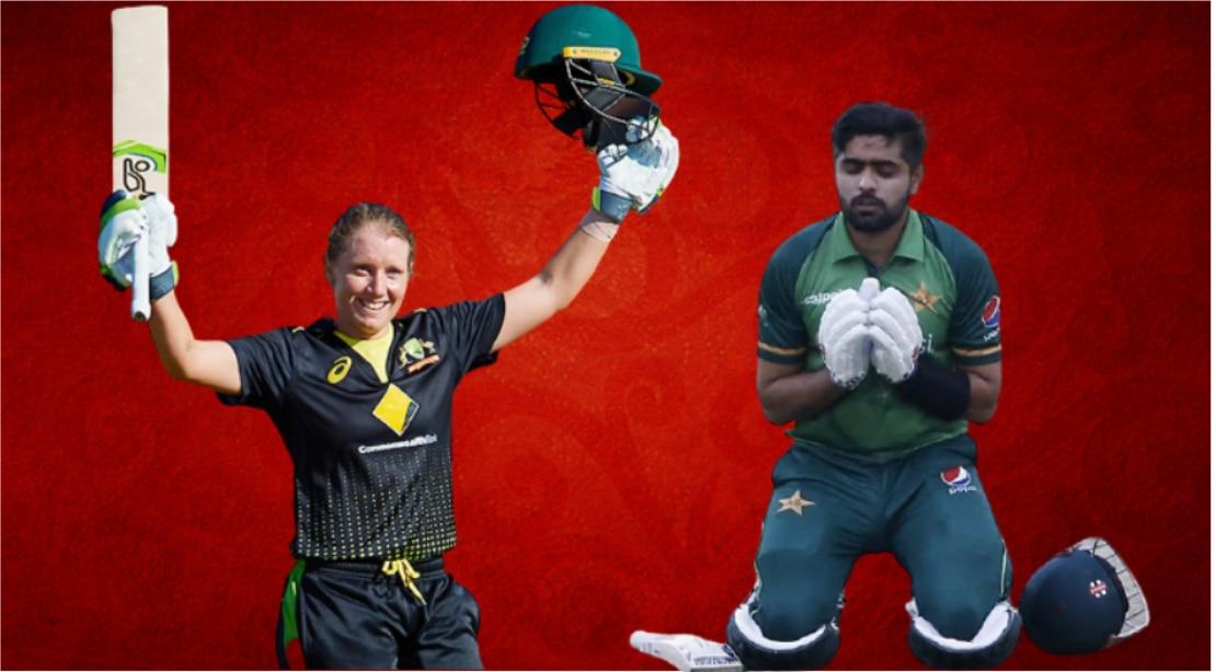 ICC ने पहली बार गैर भारतीय खिलाड़ी को दिया ये सम्मान, पाकिस्तान के बाबर आजम ने जीता