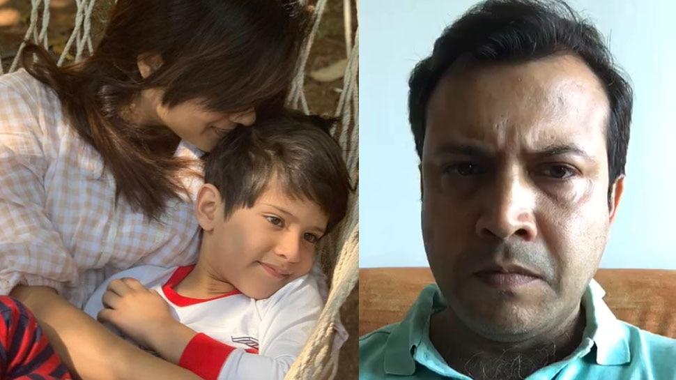 Shweta Tiwari ने शेयर की Abhinav Kohli की दिल दहला देने वाली CCTV फुटेज, लिखा- अब सच सामने आ जाने दो