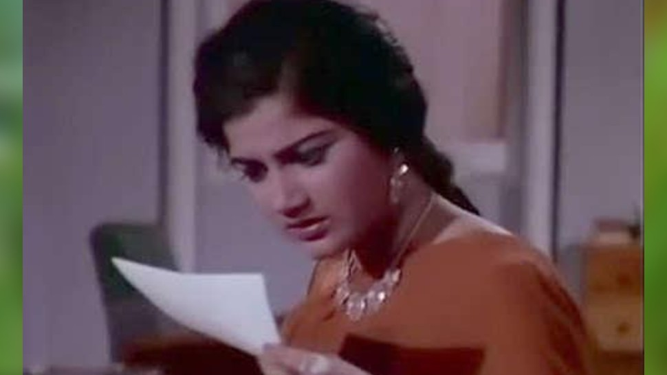 Nazima was beautiful wanted to be lead actress