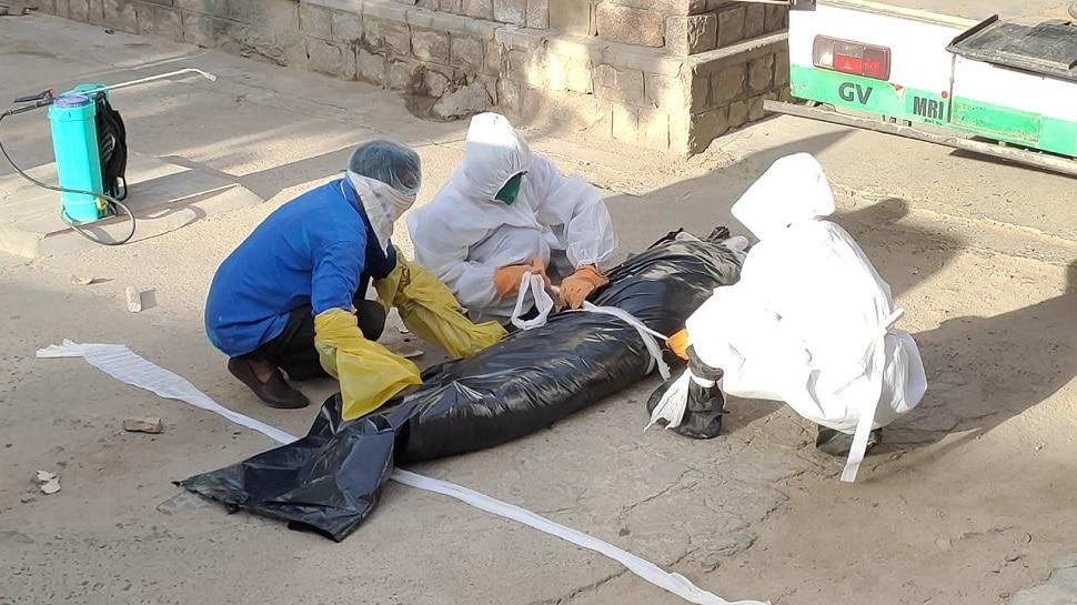 Jalore News : 24 घंटों में 16 मरीजों की हुई मौत, 2166 Active Case