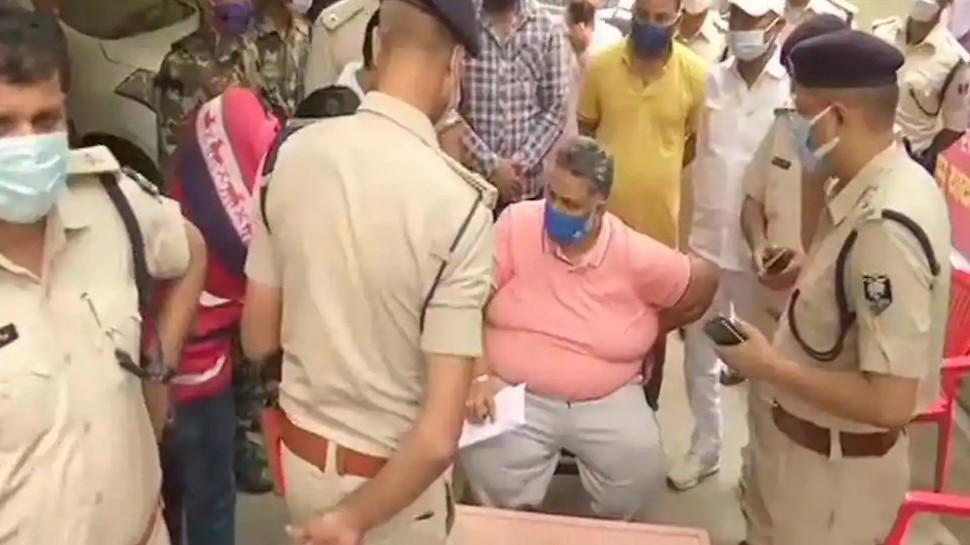 गिरफ्तारी के बाद बोले Pappu Yadav- 'नीतीश जी आप कोरोना पॉजिटिव कर मारना चाहते हैं मुझे'
