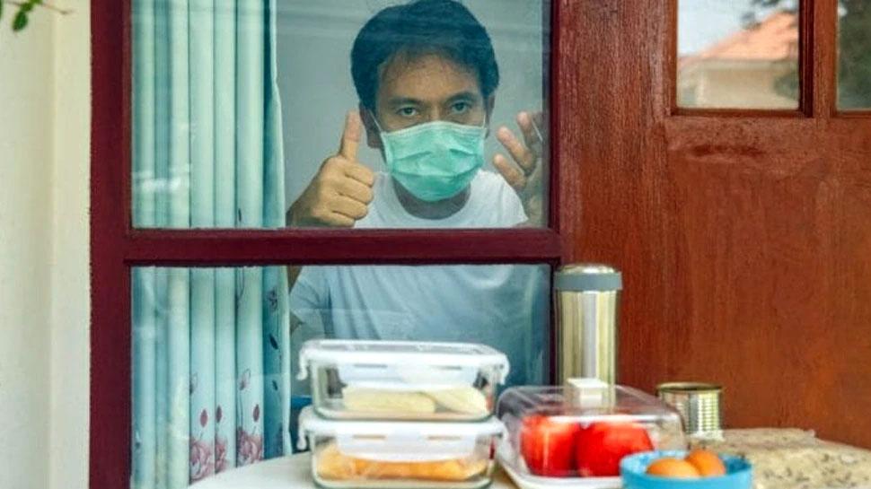 कोरोना संक्रमण: होम आइसोलेशन बना वरदान