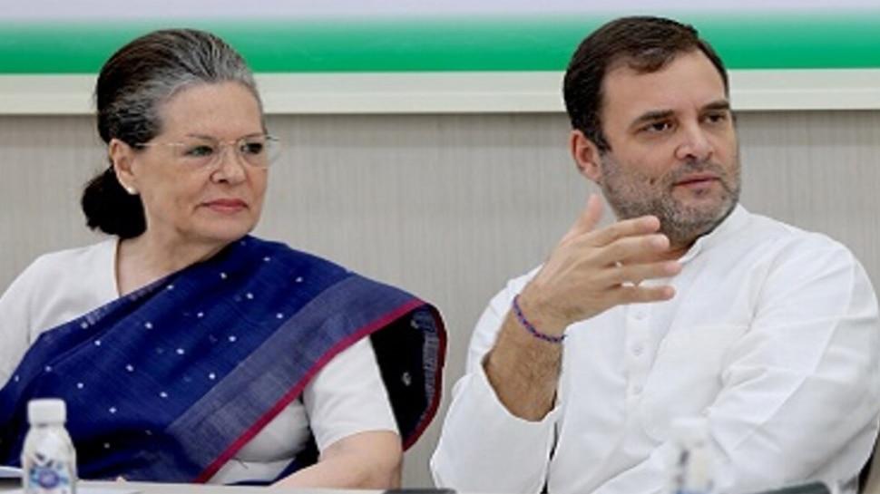 Shiv Sena ने मुखपत्र सामना में की सोनिया-राहुल गांधी की तारीफ, कहा- विपक्ष को Twitter से उतर मैदान में आने की जरूरत