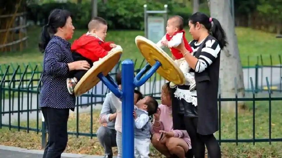 चीन: जनसंख्या बढ़ाने के लिए प्रत्येक बच्चे की परवरिश के लिए एक मिलियन युआन दें