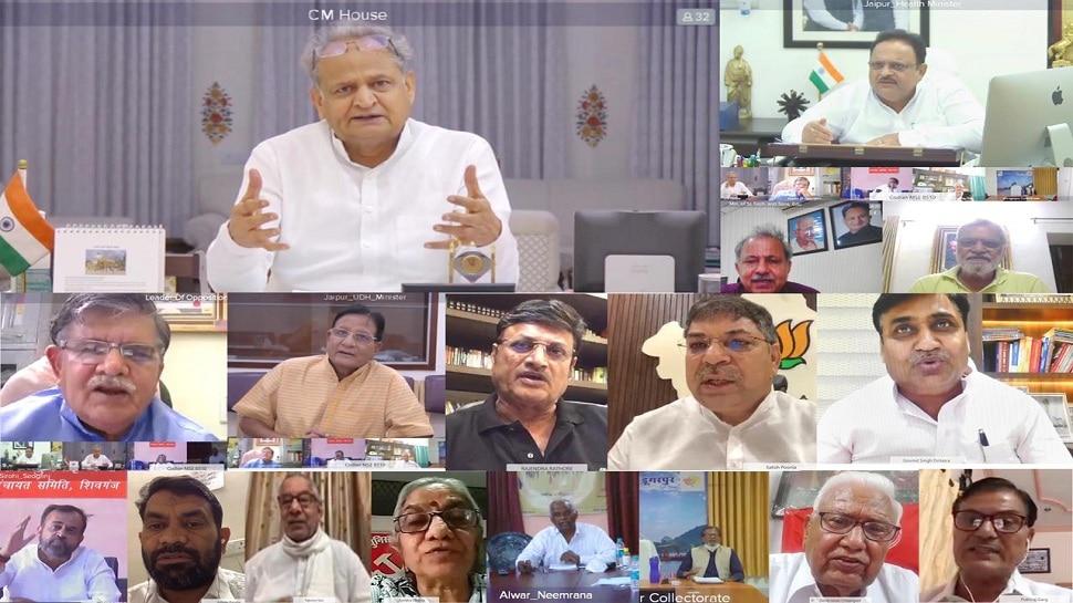 अपनी वैचारिक प्रतिबद्धताओं से ऊपर उठकर मानव सेवा के लिए एकजुट होने का समय: CM Ashok Gehlot
