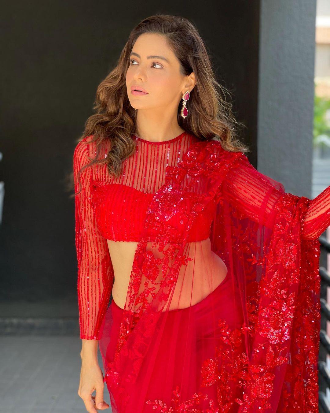 Aamna Sharif traditional Look