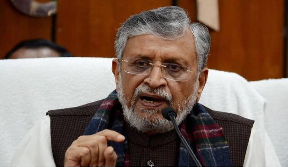 सुशील मोदी ने बिहार सरकार को किया आगाह, कहा-अलग वार्ड-ICU बनाने की करें तैयारी