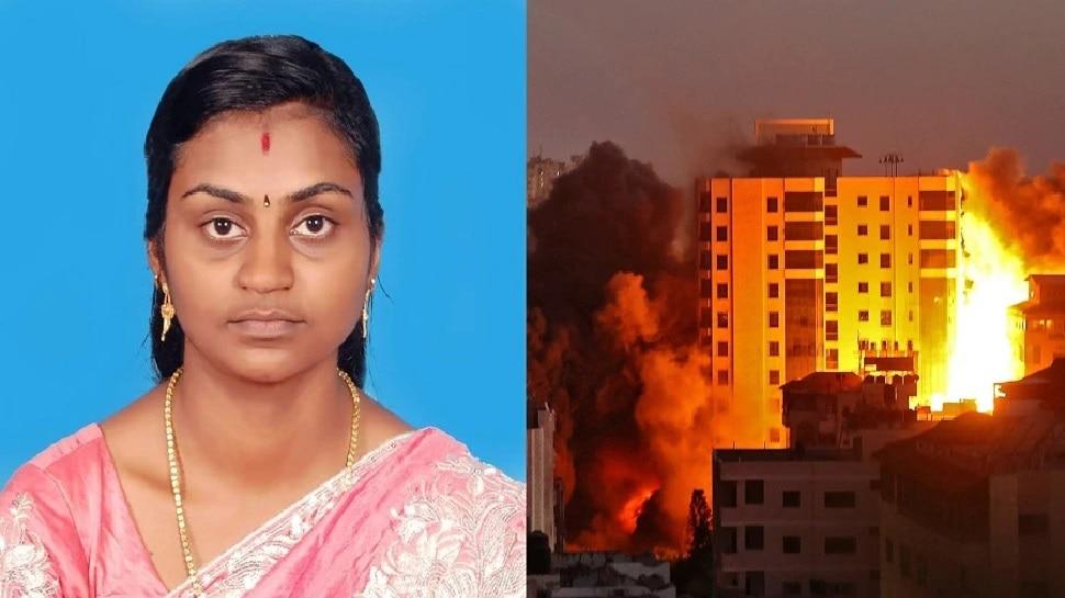 पति से बात कर रही थी Rocket Attack में मारी गई भारतीय महिला, Israel उठाएगा पूरे परिवार का खर्च