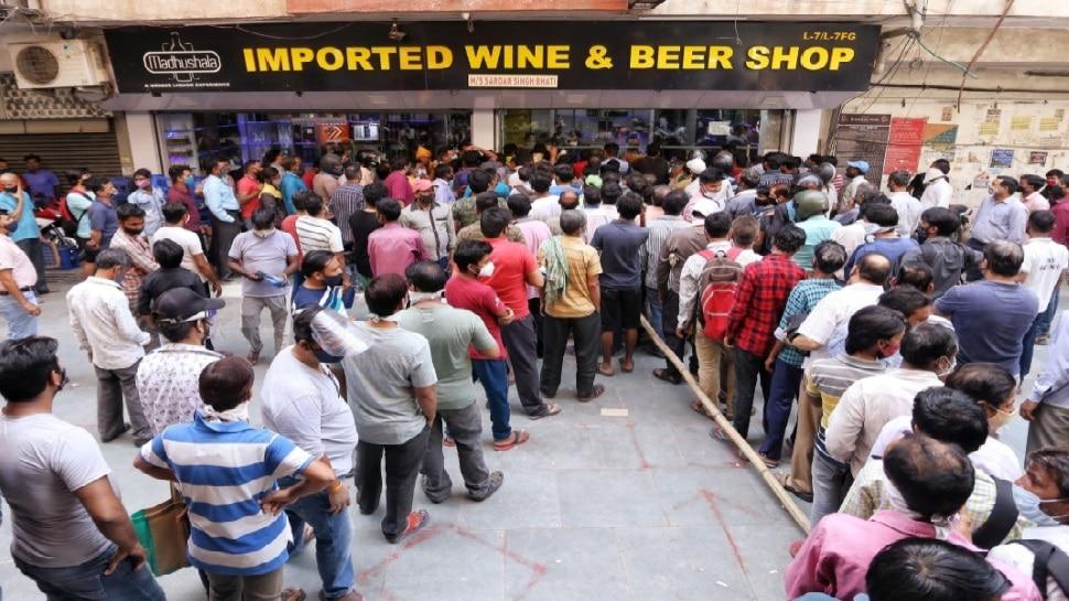 Corona काल में हुए बदलावों पर 17 देशों में हुआ Survey, दुनिया में Indians ने पी सबसे ज्यादा शराब