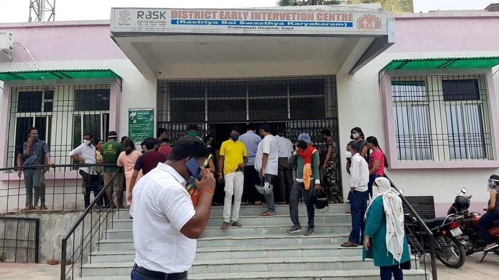 Gaya में संक्रमण की गति में आई भारी गिरावट, रिकवरी रेट बढ़ा 3 गुना ज्यादा