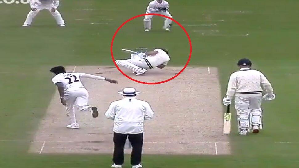 Video: फिर देखने को मिला Jofra Archer का रौद्र रूप, बांउसर से फोड़ देते बल्लेबाज का सिर