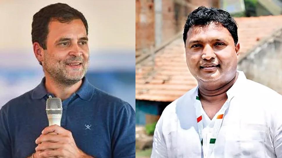 IYC अध्यक्ष श्रीनिवास से पूछताछ पर बवाल, Rahul Gandhi बोले- बचाने वाला हमेशा मारने वाले से बड़ा होता है