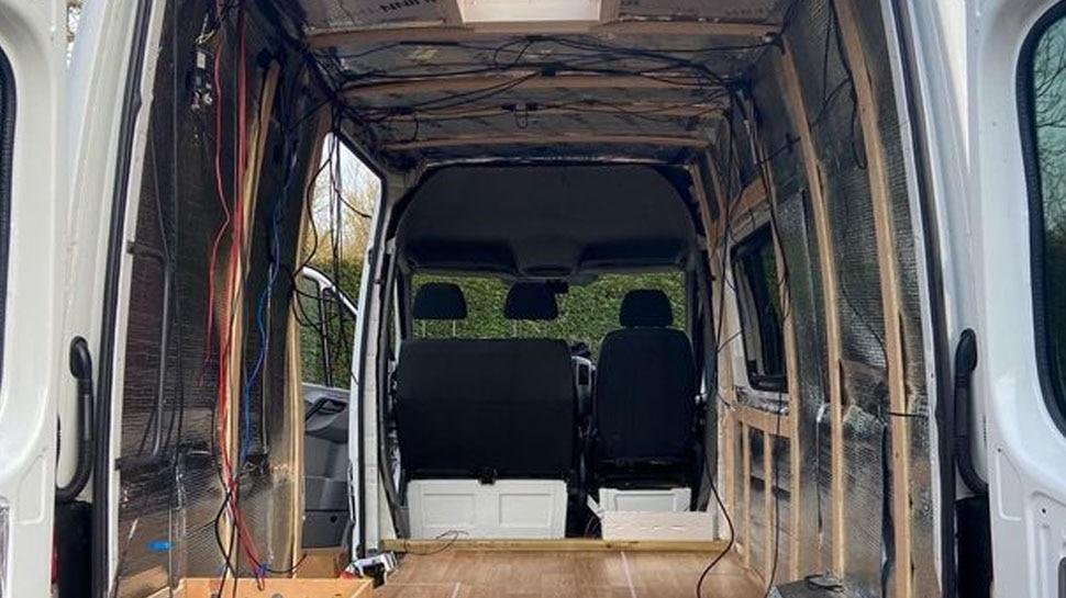 Many cities have roamed in her van