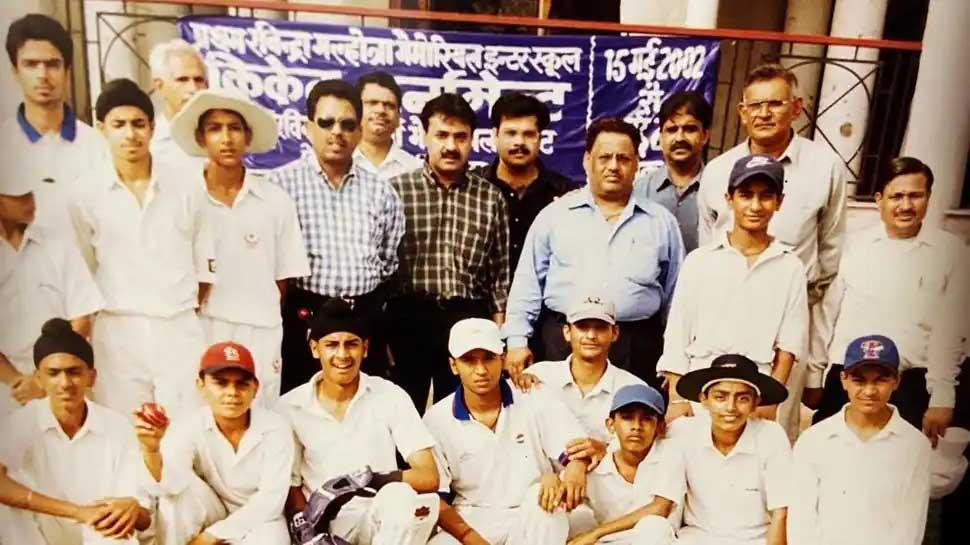 Virat Kohli International Debut