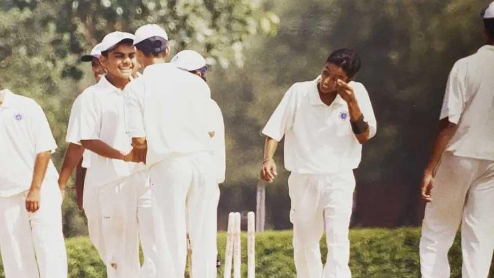 Virat Kohli School Friend Shalaj Sondhi