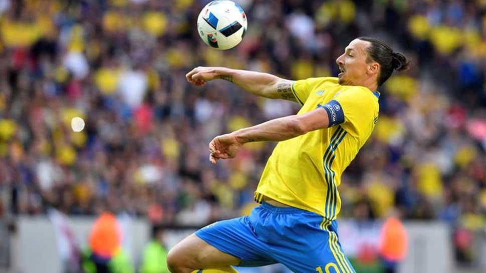 Football: 39 की उम्र में Zlatan Ibrahimovic का Euro खेलने का ख्वाब चकनाचूर, घुटने की चोट बनी विलेन