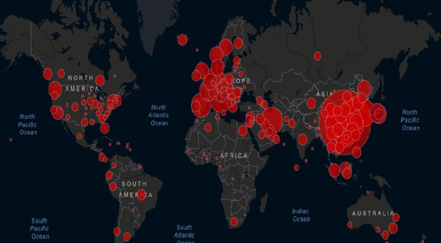 Corona in World: दुनियाभर में 16.21 करोड़ पहुंचे कोरोना के मामले