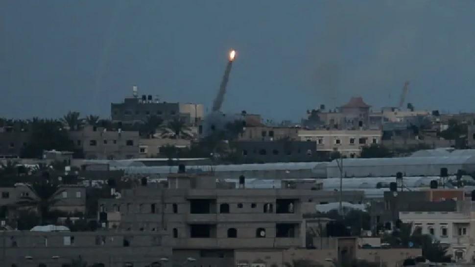 Palestine  responded on attack