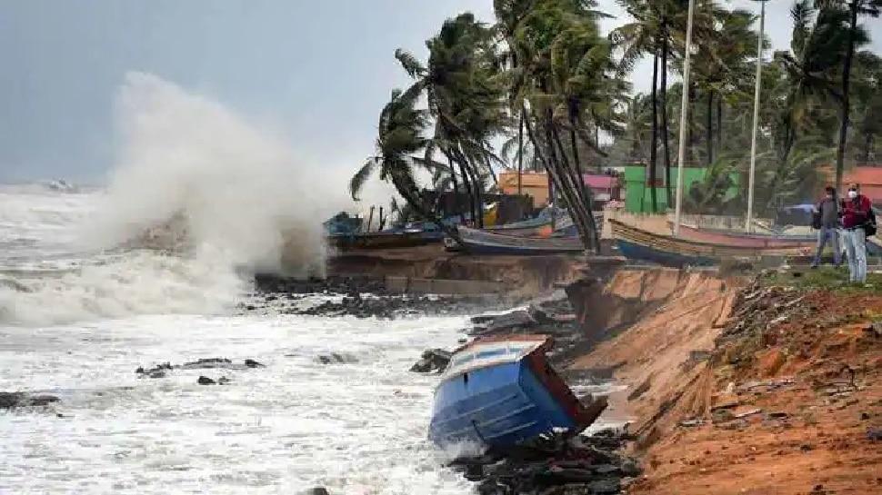 Cyclone Tauktae ने Goa में की बत्ती गुल, कल तक गुजरात पहुंचने का अनुमान