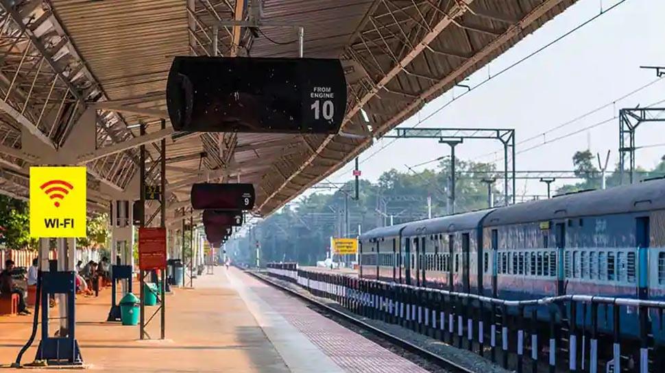 इंडियन रेलवे का कमाल: 5 सालों में 6 हजार रेलवे स्टेशन फ्री वाई-फाई सुविधा से हुए लैस