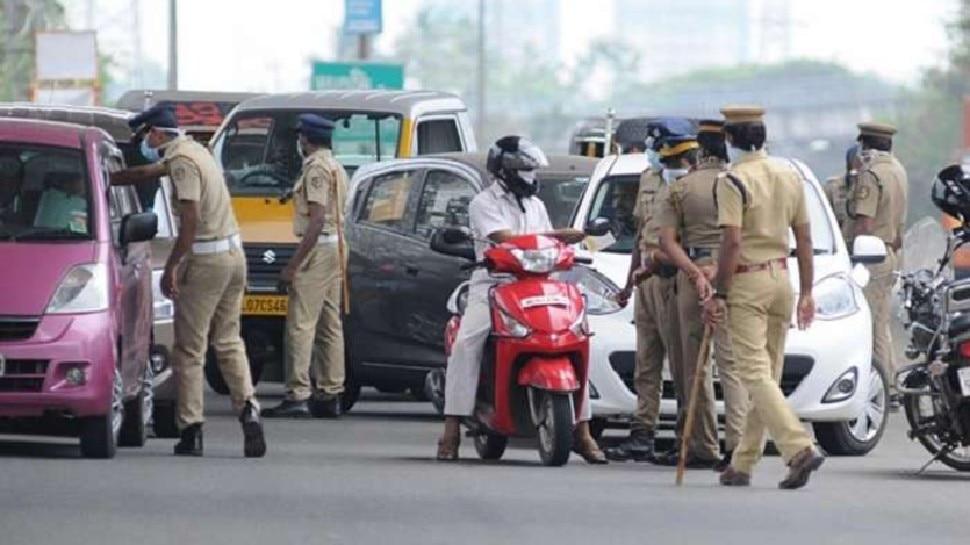 बंगाल: कोरोना के बढ़ते मामलों को लेकर BJP MLA कर रहे थे प्रदर्शन, पुलिस ने हिरासत में लिए