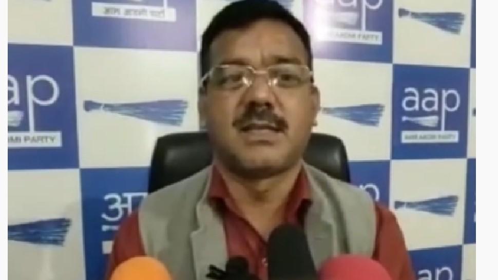 आप उपाध्यक्ष ने रामनगर में की कोविड सेंटर बनाने की मांग,हालातों को देखते हुए कन्वेंशन सेंटर बने कोविड सेंटर
