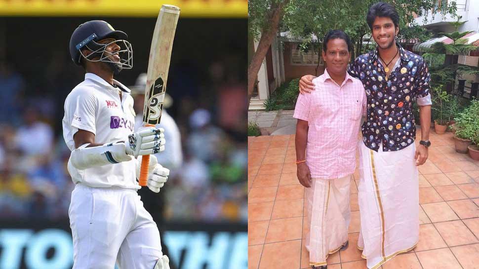 Washington Sundar और उनके पिता M Sundar क्यों अलग-अलग घरों में रह रहे हैं?