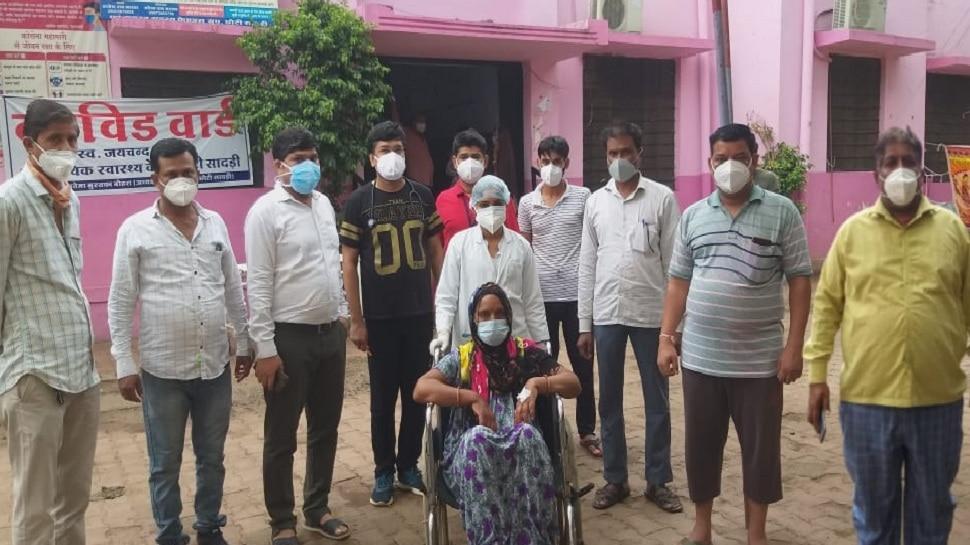 30 तक गिरा महिला का Oxygen Level, डॉक्टरों की मेहनत ने बचाई की जान
