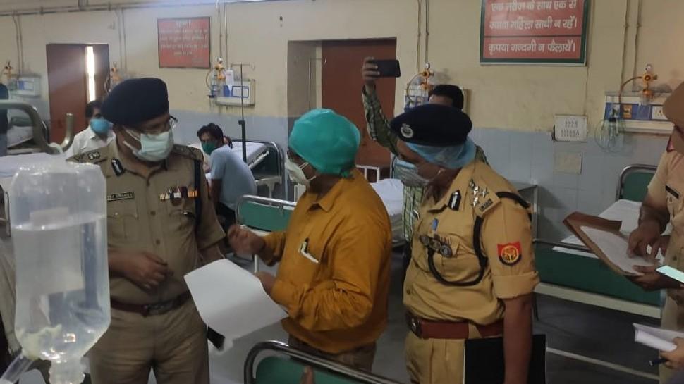 अलीगढ़ में जहरीली शराब पीने से अब तक 32 लोगों की मौत, 6 आरोपी गिरफ्तार, दो फरार