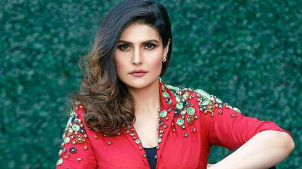 Director with Zareen Khan wanted kissing scene rehearsals, narrated scary experience