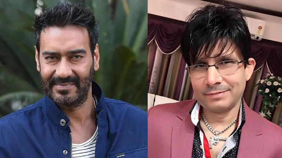 From Ajay Devgn to Anurag Kashyap, they have clashed with these celebs before Salman Khan KRK