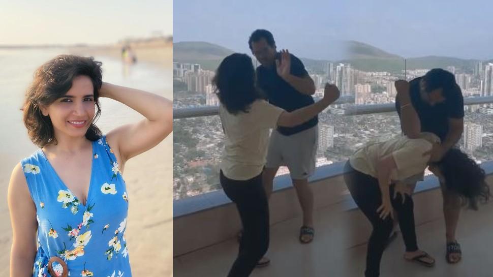 'Taarak Mehta...' में 'रीटा रिपोर्टर' बनीं Priya Ahuja की हुई पति से अनबन, खूब हुई मारपीट! Video Viral