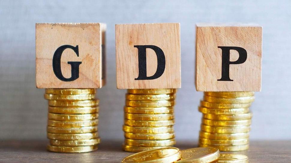 कोरोना की दूसरी लहर के बीच GDP को तगड़ा झटका, -7.3 फीसदी रही ग्रोथ रेट