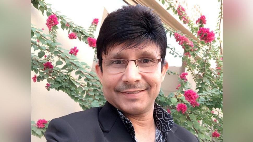 KRK's house breaks safe and blows away all goods, Kamal Khan suspects Bollywood khan