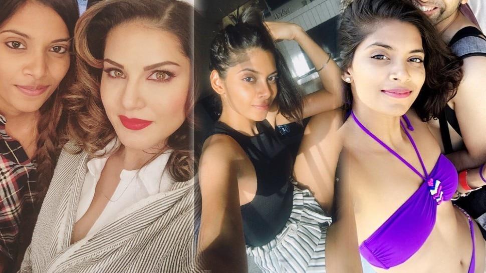 Sunny Leone sister in law Karishma Naidu Vohra has stunning figure look at her photos | Sunny Leone की भाभी Karishma Naidu के हुस्न का जलवा भी नहीं है कम, Photos से