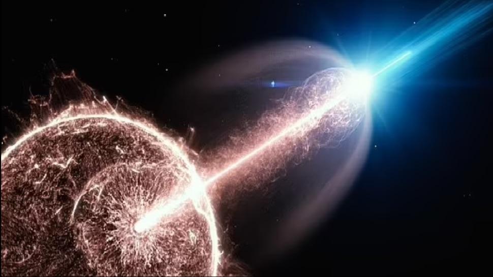 Universe में हुआ अब तक सबसे बड़ा Explosion, कैमरे में कैद हुई Star की मौत