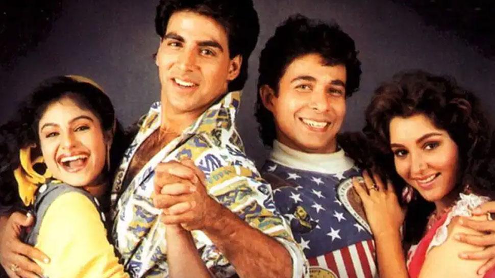 The film made Akshay Kumar overnight as star, 'Khiladi' won the title