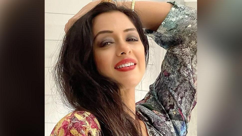 Anupamaa फेम Rupali Ganguly को आ रही है पति की याद, गोदभराई की फोटो शेयर कर लिखी ये बात