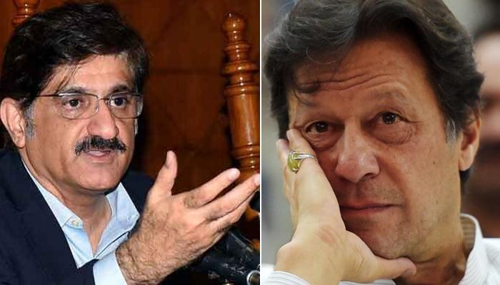 Sindh के CM ने साधा Imran Khan पर निशाना, कहा – 'PM से कुछ बोलना, किसी बहरे से बात करने के समान'