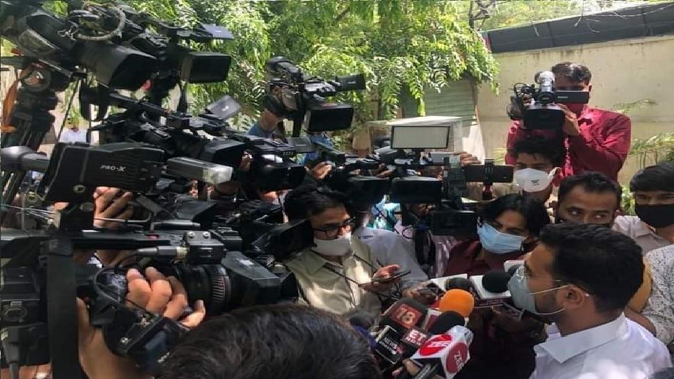 Pilot Camp के MLA Ramniwas Gawriya का बयान, अब वक्त आ गया है Congress आलाकमान करें फैसला