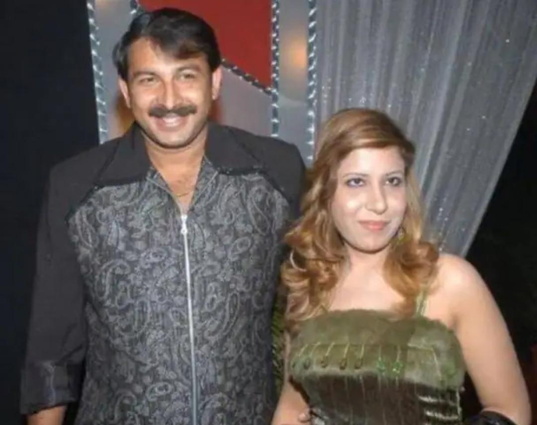 Who is Manoj Tiwaris first wife 2