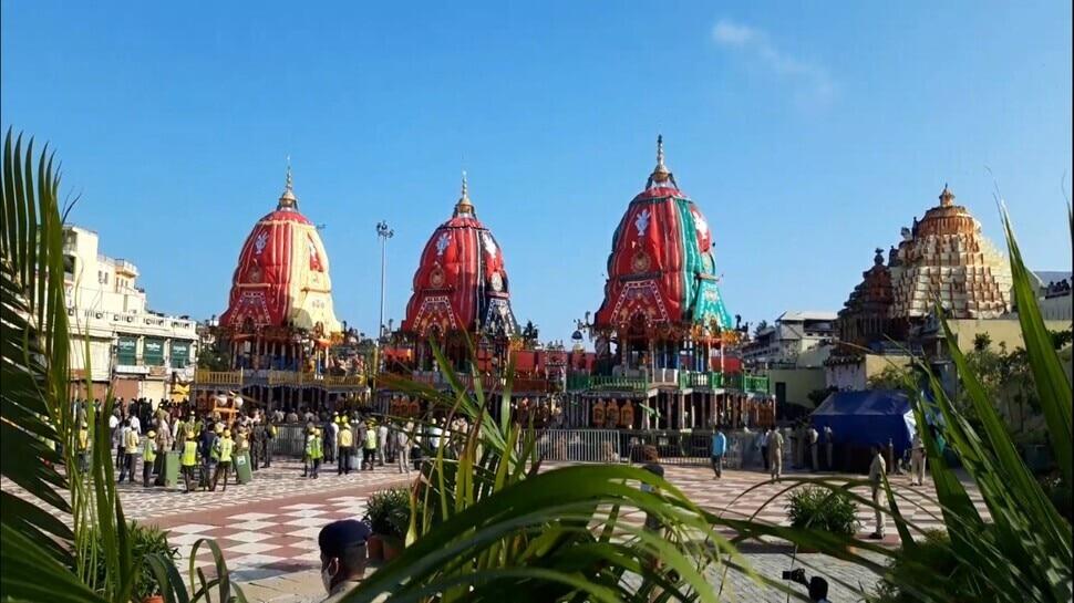 ଆଗକୁ Snan Purnima-Rathyatra; କୋଭିଡ କଟକଣା ମଧ୍ୟରେ ଆୟୋଜନ କରୁଛି ପ୍ରଶାସନ